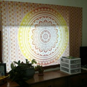 Mandala Tapestry..